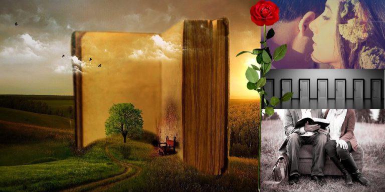 Warum das Lesen von Büchern Türen öffnet