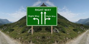 Wie man leichter schwierige Entscheidungen trifft