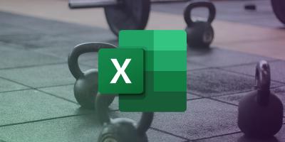Fitnessplan Excel Bromorrow